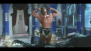 MACISTE IN THE VALLEY OF THE THUNDERING ECHOES