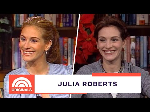 Julia Roberts Talks 'Notting Hill' And More On TODAY | TODAY Original