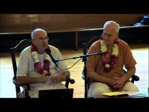 The Art and Culture of Leadership Succession: HG Anuttama dasa and HG Tamohara dasa