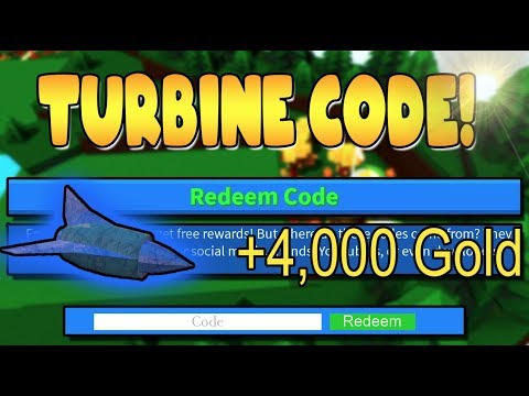 Build A Boat Roblox Codes 2020 New Turbine Code 4 000 Gold In Build A Boat For Treasure