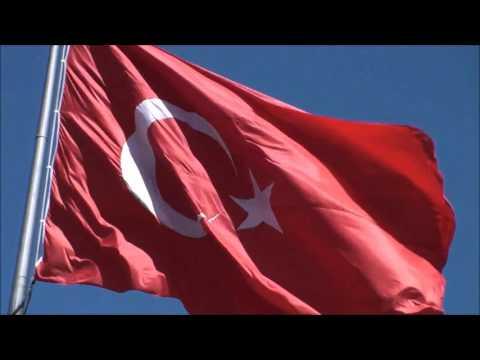 İstiklal Marşı - Mükemmel Görüntü Kalitesi ve Türk Bayrağı
