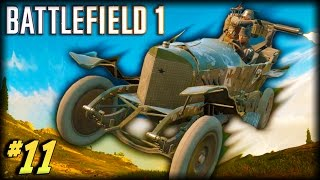 BATTLEFIELD 1 - Unfortunate Moments #11 (Vehicle Surprise!)