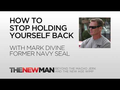 Mark Divine | The Way Of The Seal: Stop Holding Yourself Back |The New Man Podcast with Tripp Lanier