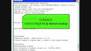 Configuracion basica de un Router Cisco (PRIMERA PARTE)