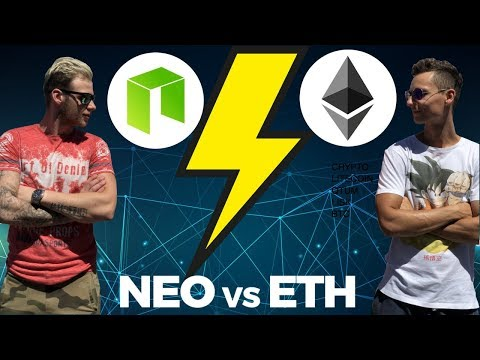 Ethereum CRASH? Ethereum vs. NEO - GAS Kurs EXPLOSION 2018?!