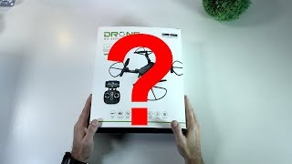 CERCHI UN DRONE PER INIZIARE? ALLORA GUARDA QUESTO VIDEO! DRONE LE IDEA