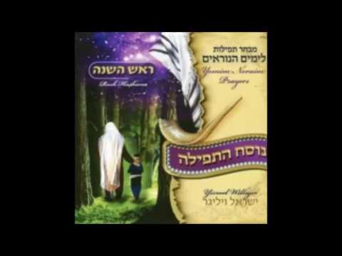 ישראל ויליגר - ראש השנה - ונתנה תוקף  israel williger - rosh hashana  - unetaneh tokef