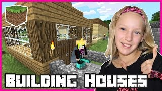 Building More Houses in Minecraft Realm