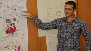"""""""Draw me a Public Policy!"""": A NET-MED Youth Workshop in Tunisia"""