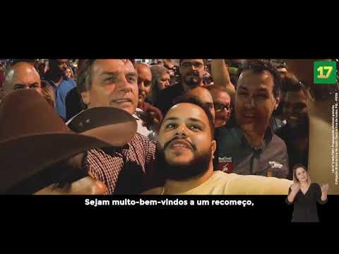 Um novo Brasil está nascendo #BOLSONARO17