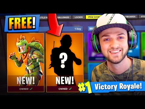 How to get *FREE* LEGENDARY SKINS in Fortnite: Battle Royale!
