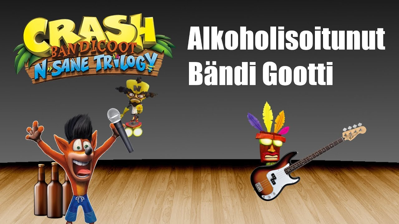 Crash Bändi