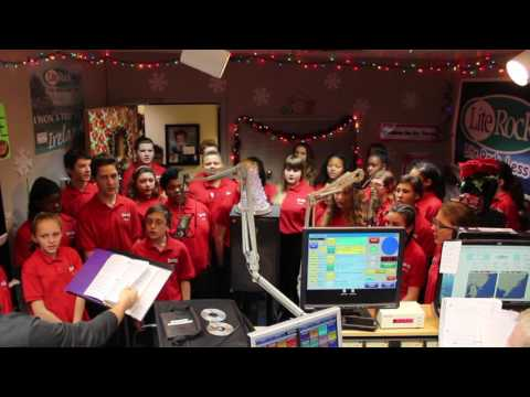 William Davies Middle School Sings a Beautiful Rendition of a Traditional Song