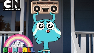 Gumball | Cut My Brakes | Cartoon Network