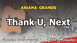 Ariana Grande Thank U Next Chill Acoustic Cover With Lyrics