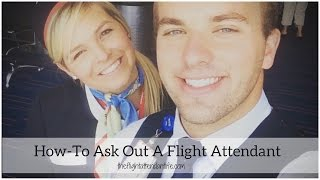 Flight Attendant Relationships with Pilots