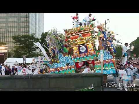 わっしょい百万夏祭り 令和元年