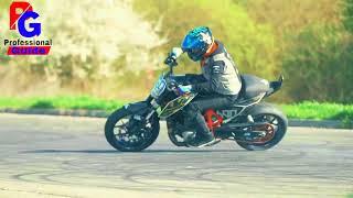 How to drifting bike   best bike stunt   racing video   bike videos