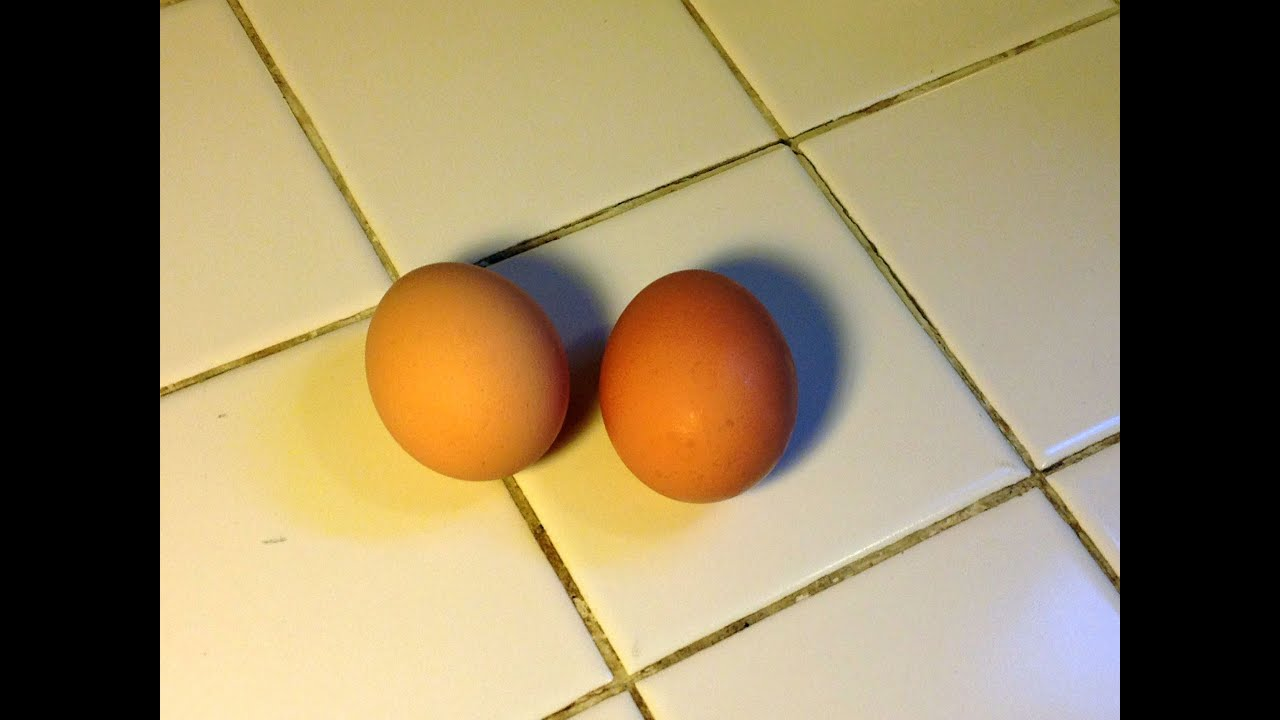 How to Tell if an Egg is Hard Boiled  YouTube