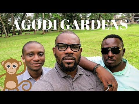 AGODI GARDENS AND SOME PALM WINE 😋| NIGERIAN TRAVEL VLOG 02