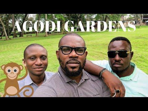 AGODI GARDENS AND SOME PALM WINE 😋| NIGERIAN TRAVEL VLOG 02