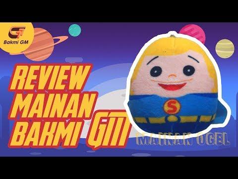 SUPERHERO Sam By Bakmi GM [REVIEW]