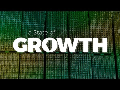 Thumbnail image for 'A State of Growth - An Illinois Beer Story, by Illinois Craft Brewers Guild'