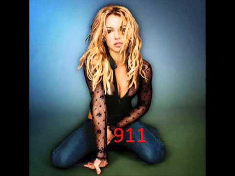 Britney Spears - 911 - Lyrics