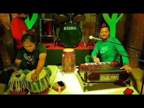 Dil me ek lehar si Uthi hai Abhi, Practice session at Alive 1 Studio by Kumar Satyam
