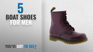 Top 10 Boat Shoes For Men [2018]: Dr. Martens Unisex Adults