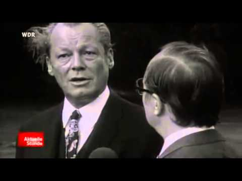 "willy brandt interview ""ja-nein"" 1972"