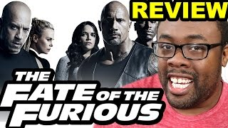 THE FATE OF THE FURIOUS REVIEW - My Guilty Pleasure Movies #F8