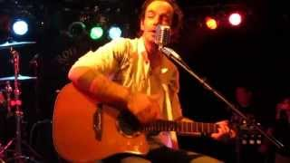 "Adam Gontier ""Lost Your Shot"" Live @ Iron Horse, Birmingham Alabama."