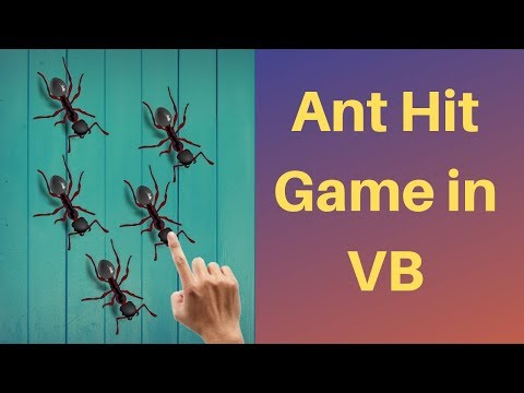how to create a game in visual basic 2010