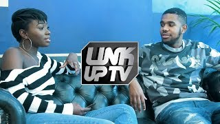 Ramz sits down for a conversation with Hemah   Link Up TV x Wireless