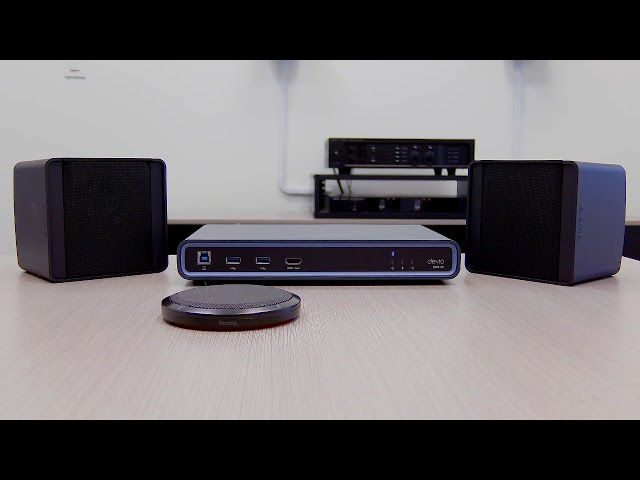 Expert Connections: Apart Loudspeakers and Devio