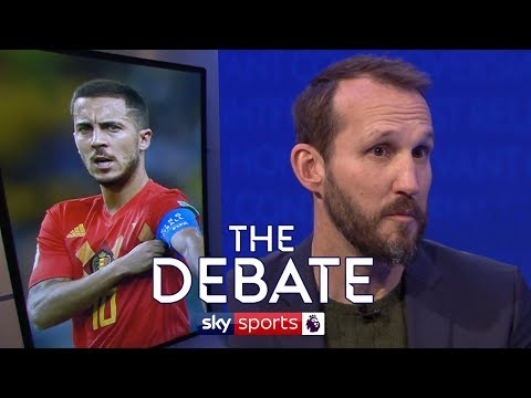 """Hazard is a great player but he's no leader"" 