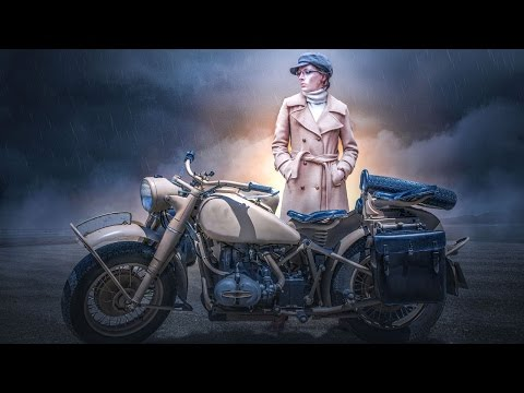 Detective | Photoshop Manipulation & Fantasy Photo Effects Tutorial