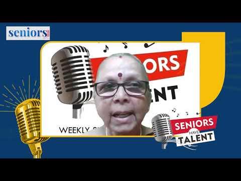 Lalita Laxminarayan Performing at Seniors Have Talent | Season Two Finale | Online Singing Contest