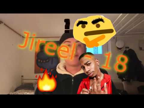Jireel - 18 (ALBUM REAKTION & RECENSION)