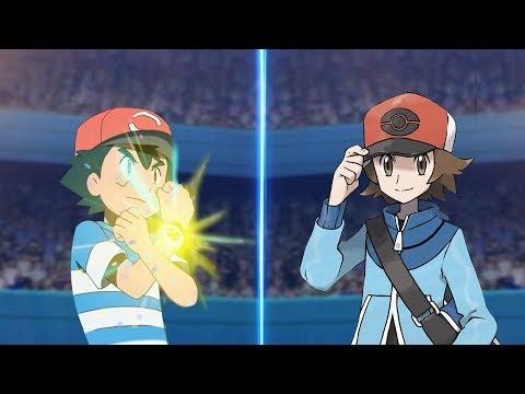 Pokemon Battle USUM: Ash Vs Hilbert Pokemon Anime Vs Pokémon Game