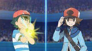 Pokemon Battle USUM: Ash Vs Hilbert (Pokemon Anime Vs Pokémon Game)