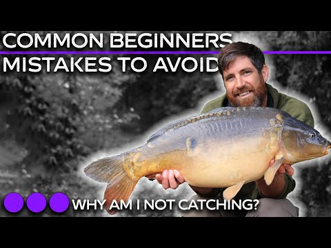 CARP FISHING ~ Beginners Mistakes That Cost You Fish! (live Take On Camera)