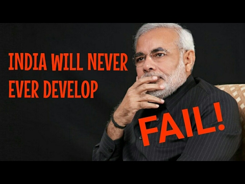 INDIA WILL NEVER EVER BECOME A DEVELOPED COUNTRY -  Here's why?