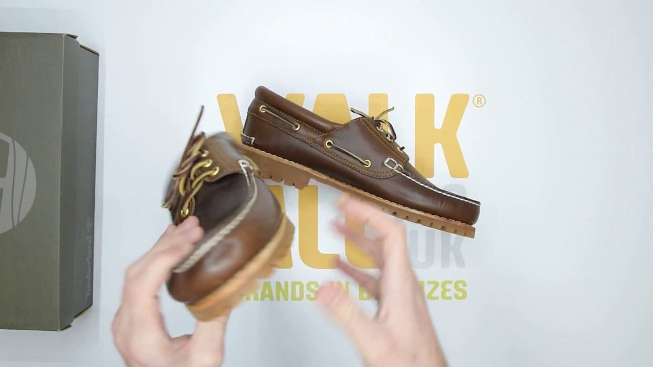 Timberland 3 Eye Classic Brown Unboxing | Walktall