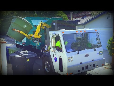 90 and 300 gallon Residential Greenwaste: City of Santa Monica
