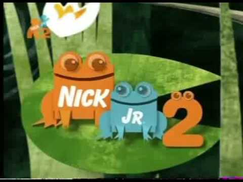 Nick Jr 2 UK 20062010 ident collection