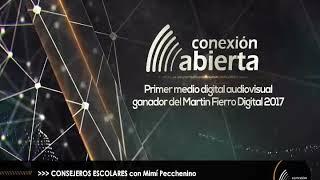"""""""CONSEJEROS ESCOLARES"""" - 16/01/20 - Conexión Abierta"""