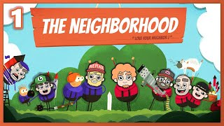 The Boys attempt to destroy each other's home...but then it all goes wrong. Love your neighbors!