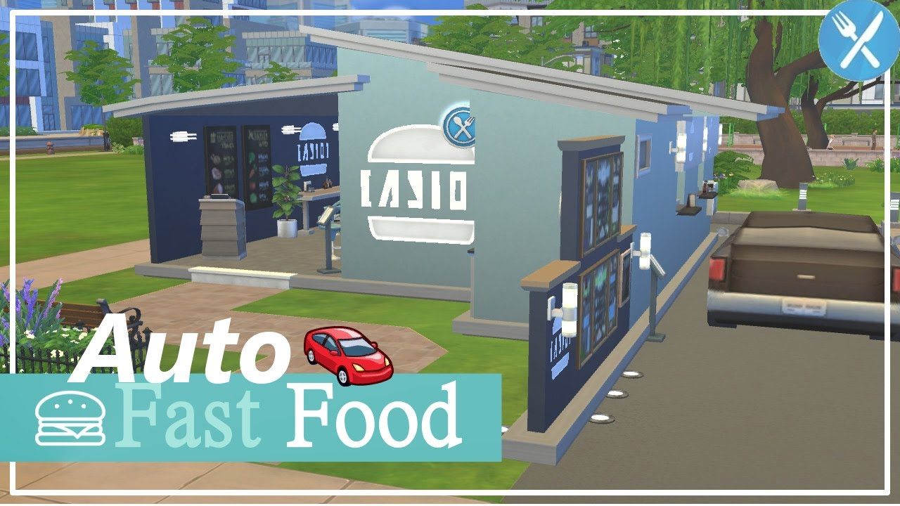 Sims  Fast Food